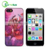 Hot china products wholesale beautiful sexy girl mobile phone cover for IPhone 5C