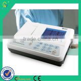 Hospital Used Portable Easy Operated Electronic Medical Cardiovascular Disease Testing Electronic ECG