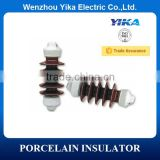 Ceramic Electrical Insulator Porcelain Long Rod Insulator Types of Electrical Insulators