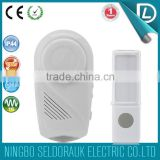 Direct factory supply Melodious Piano Sound wireless antique doorbell