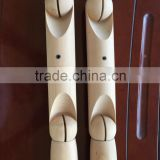 Male / female wooden arms for mannequins