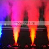 China Factory DMX Colorful LED RGB Smoke Stage Effect Equipment Fog machine Security Pump For Sale Christmas Disco Party