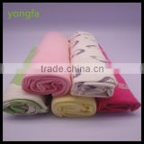 factory price soft terry absorbent blanket wash cloth
