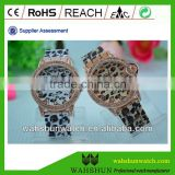 multi colors Animal print colors on the dial and straps japan movement quartz watch sr626sw hot selling fashion watches