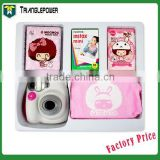 2015 New Arrivel Gift Package Fujifilm Instax Mini7s Instant Film Camera