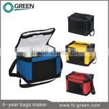2015 Picnic and Travel portable shoulder aluminium Cooler Bag
