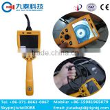 GT- 08E handheld endoscope inspection video snake camera in 5 inch color display|video snake camera