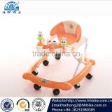 latest baby walkers/pusher baby walker baby walker baby rubber wheel baby walker plastic round baby walker