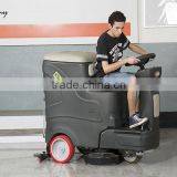 Automatic Electric Floor Cleaning Machine Ride On Floor Scrubber