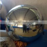 2016 Popular inflatable mirror ball, PVC disco mirror ball for party decoration