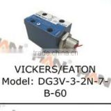 VICKERS EATON DG 3V hydraulic valve pump Concrete pump spare parts for putzmeister