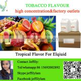 High concentration and good smell tropical fruit flavour for eliquid,e cigarette mixed fruit flavour for shisha making