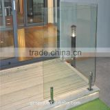 Vertical handrail brackets stainless steel handrail use for swimming pool