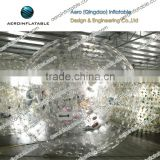 Giant inflatable clear ball / Clearance inflatable water zorb for kids