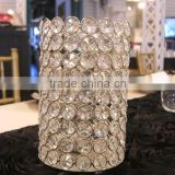 Table Centerpiece/Crystal Decor/Crystal T-light Holder, T-light holder votive