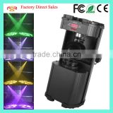 CE LVD EMC FCC DJ Lighting Cover Larger Areas Split Beam 3in1 RGB 30w COB LED Scan Light