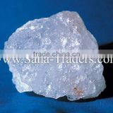Natural Halite Stones / colored silica sand