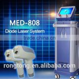 Germany Diode Laser 808 Nm Hair Removal Medical Diode 1-10HZ Laser Hair Removal Hand Piece Diode Laser Hair Removal Machine 8.4 Inches