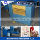 2017 fabric cotton waste recycling machine fiber carding machine