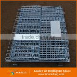 Aceally Customized Mesh Wire Pallet durable containers