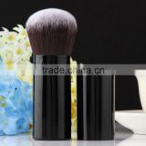 1Pcs High Quality Professional MIni Soft Makeup Brush Retractable Foundation Cosmetic Blusher Face Powder Brushes Beauty Tools