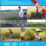 Pakistan hot sale mini rice paddy cutting machine / rice harvest machine / price of rice harvester