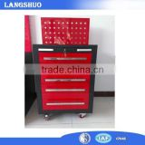 Portable used practical trolley tool box metal tool storage cabinet / tool chest / tool workshop