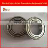 15x21x4 6000 waterproof ball bearings 6805 2rs