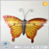 New arrival pretty good quality cast decorative wrought iron wall art