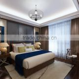 BISINI Chinese Style Furniture Bedroom Plan