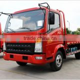 2015 new SINOTRUK HOWO 4*2 LHD RHD 5T light truck