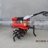 Gasoline power type and CE certification gasoline cultivator tiller
