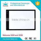 "Huion 17.7"" Extra Thin LED Animation Drawing Tracing Stencil Board Table Panel built-in Battery Tatoo Pad Light Box LB3"