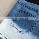 GZY no name brand lady jean wholesell shorts direct sell price fashion stock lots summer season