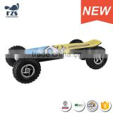 HSJ154 2017 new hot sales motor four wheels electric skateboard with CE