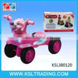 Hot items good plastic baby cars for children