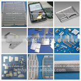 LCD screening can pcb board shield case /metal shielding cover screening can for cell phone