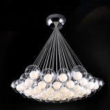 Lighting Glass pendant lamp LED Chandelier Pendant Light 7015