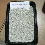 Irregular Broken Granules Blue Gray Bentonite Cat Sand Pet Litter