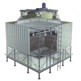 Closed Loop Cooling Tower Fanless Cooling Tower Energy Saving Chiller Cooling