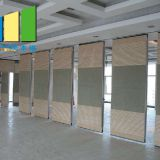 Aluminum Wooden Movable Partition Walls For Banquet Hall Office Room