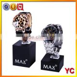 Cool Designed Countertop Acrylic vogue Watch display holder
