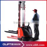 Electric Stacker fork lift