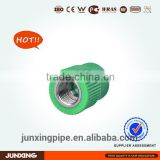 25mm green color ppr fitting ppr female adaptor