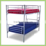 bunk bed for army/military used durable army metal bunk bed