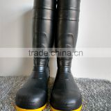 custom logo fashion sexy pvc transparent rain boots wholesale