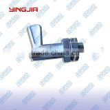 02408 Spring pin latch door bolt locking pin with nuts