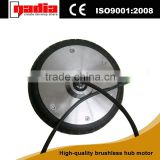 6 inch brushless pmdc motor china gearless motor