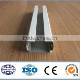 high quality customized manufacture aluminum u channel profile