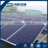 China factory 5KW solar panel mounting brackets complete photovoltaic system for home use
